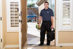 technician-at-door