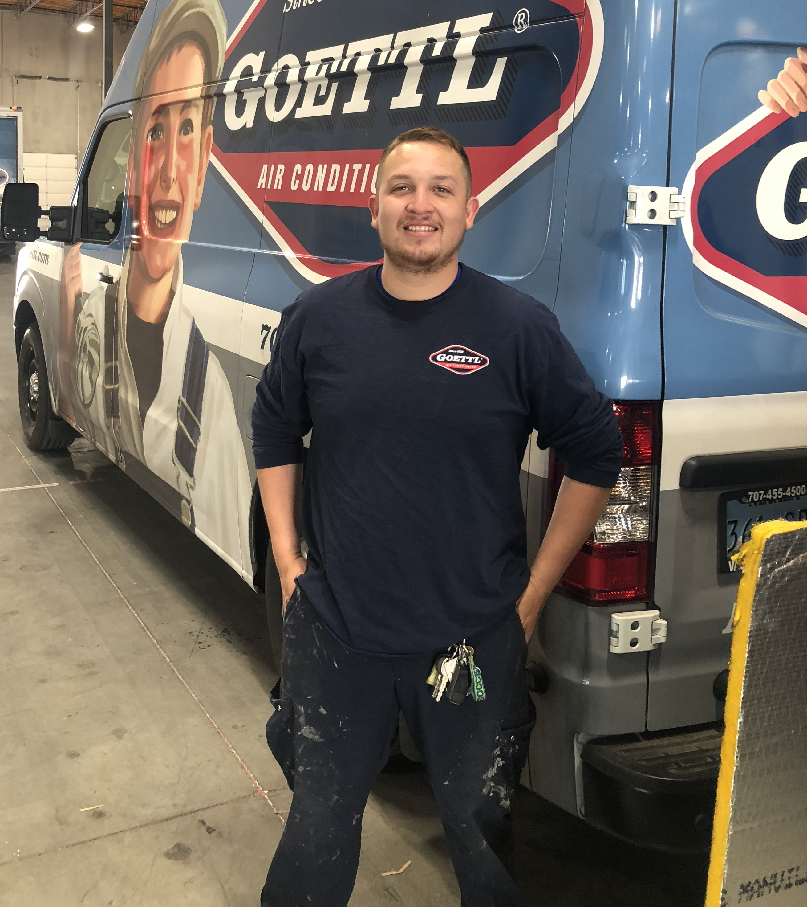 Hear it from a Goettl Tech… Angel Carrillo